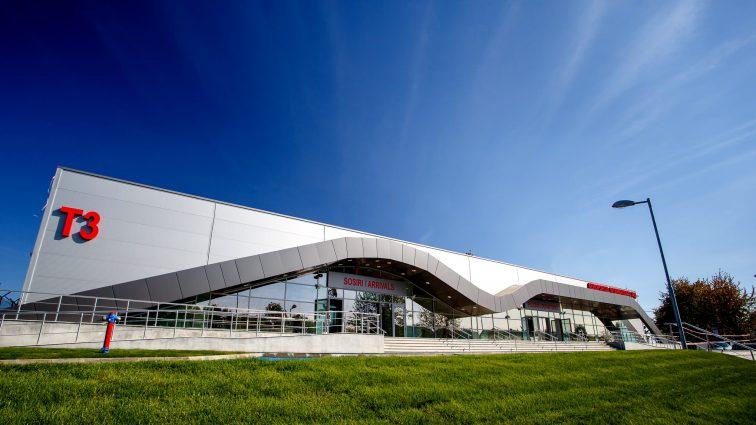 Aeroportul Iași, singurul aeroport certificat ca Aeroport International din zona Moldovei