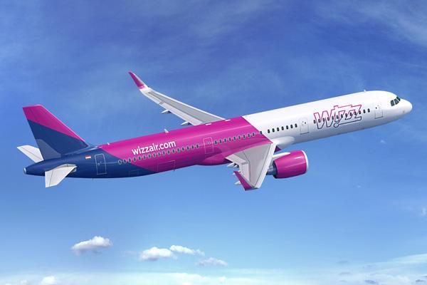Wizzair deschide bază la Viena: va aloca 3 aeronave și anunță 17 rute