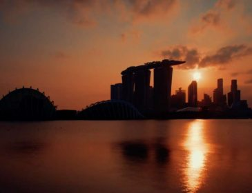 Singapore într-un timelapse filmat în 3 ani și 1 milion de poze