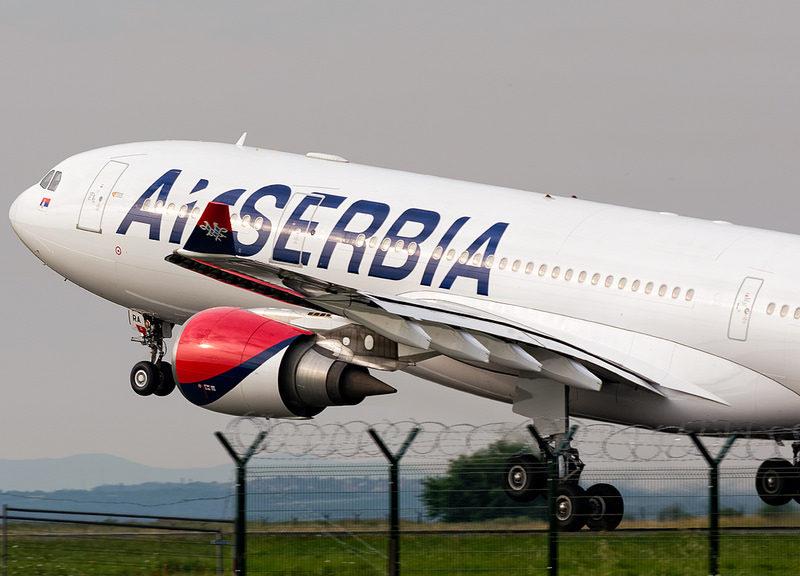 Air Serbia va efectua un zbor special cu Airbus A330 la Zagreb în 28 Martie; bilete dus-întors de la 59EUR